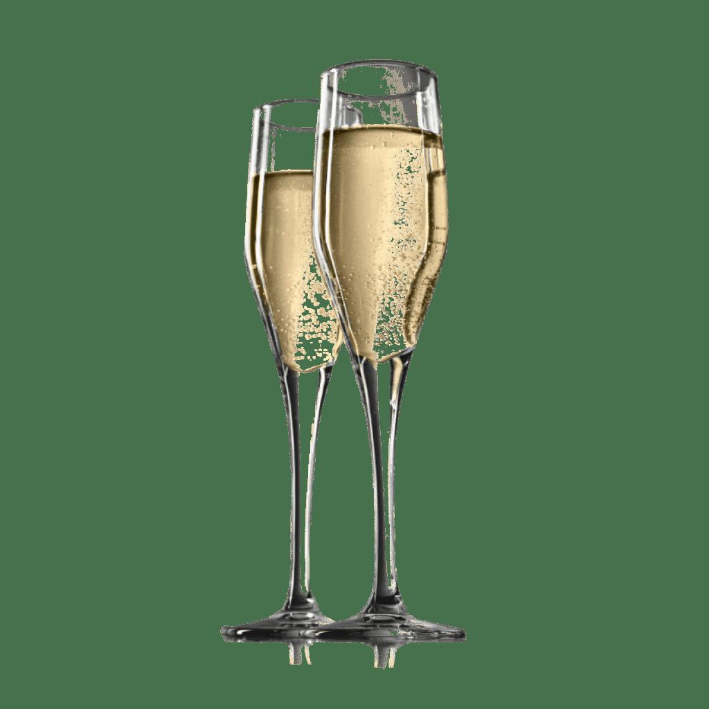 Wina musujące Len i Bawełna