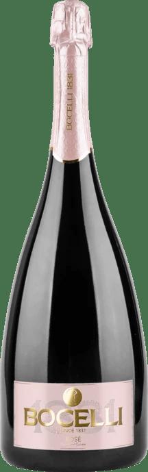 Wino musujące Bocelli Len i Bawełna